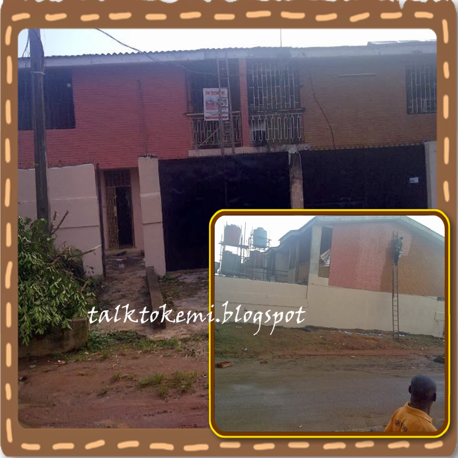 House In Nigeria-Lagos For Sale