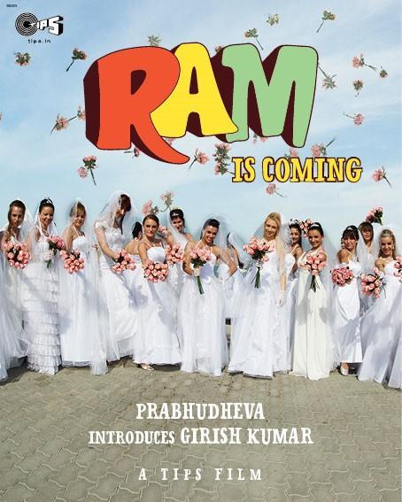 First look poster of Ramaiya Vasta Vaiya starring Girish and Shruti Hasan