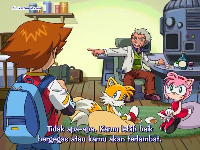 sonic x episode 5 6 7 8 dan 9 kartun indonesia