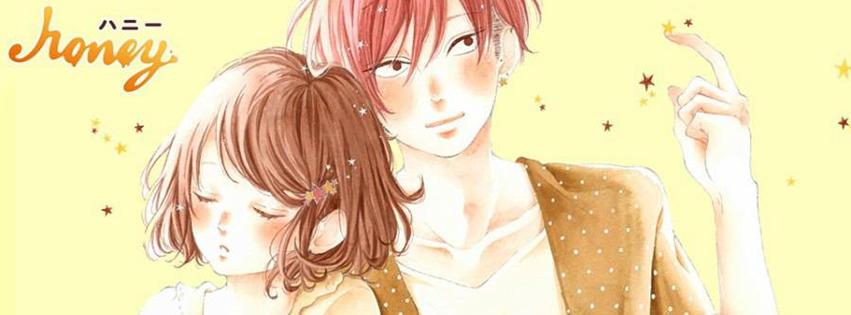 Primeiras Impressões do mangá shoujo: Honey (ハニー )