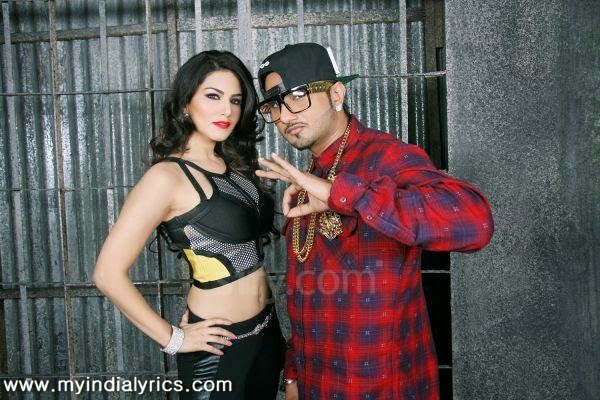 chaar botal vodka honey singh sunny leone