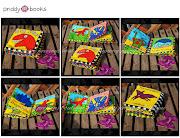 Baby/Toddler ToysBig Rex Cartoon Baby Cloth Book (big rex cartoon baby cloth book full view mpb )