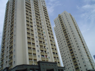 Highrise in Hanoi