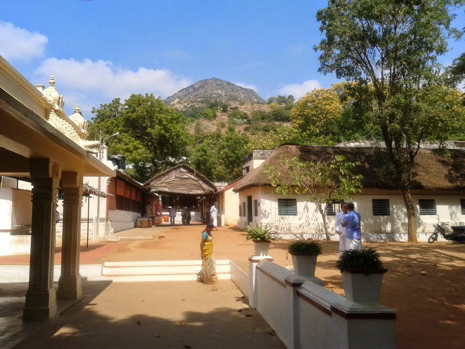 Arunachala-Ramanashram-Tiruvannamalai