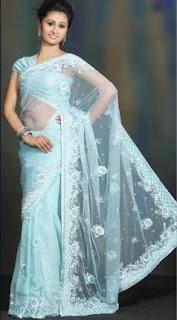 Blue & Peach Color Salwar Kameez Suit