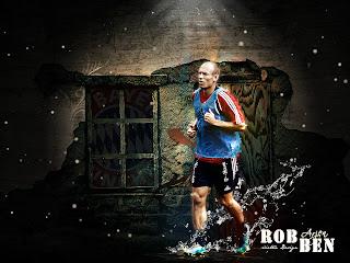 Arjen Robben Bayern Munich Wallpaper 2011 2