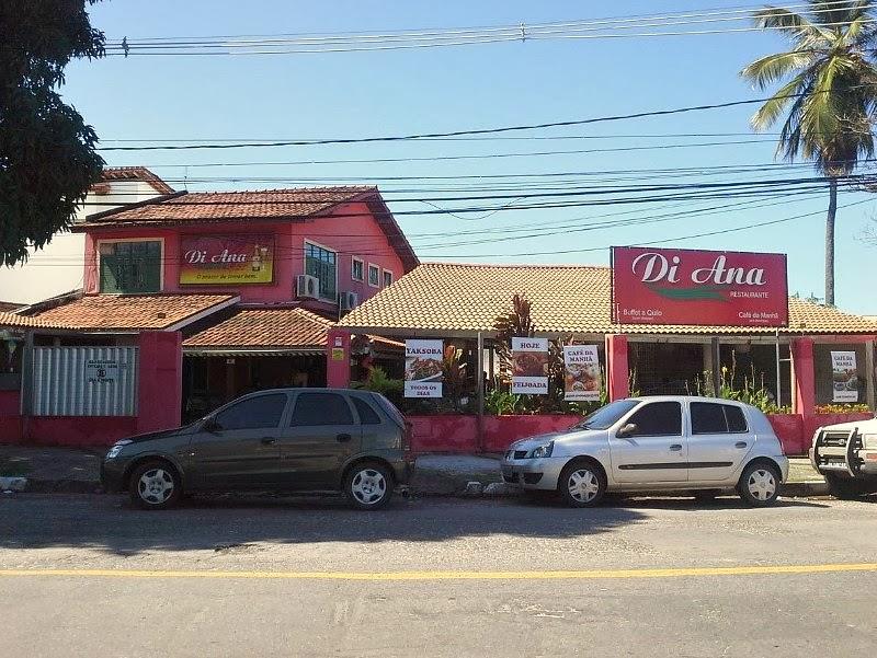 Di Ana Restaurante: Fachada (foto: divulgação)