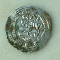Dírham de al-Hakam II, Medina Azahara, 352 H 1133+a