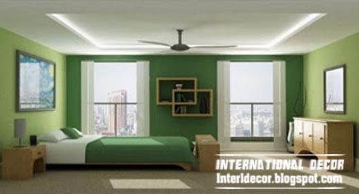 Popular Bedroom Paint Colors Green 520 x 281