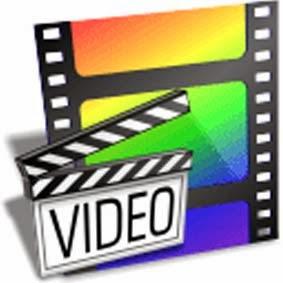 Caricaturas em vídeo