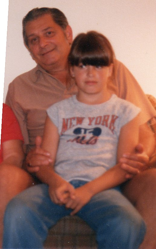 Me & Grandpa.