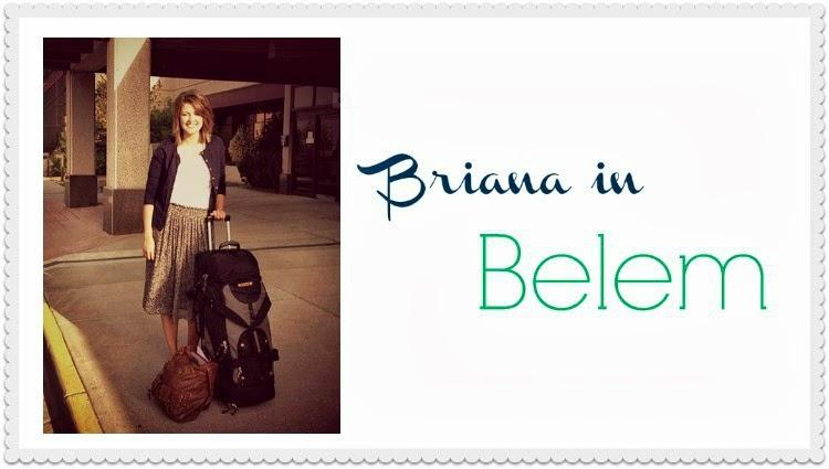 Briana in Belem