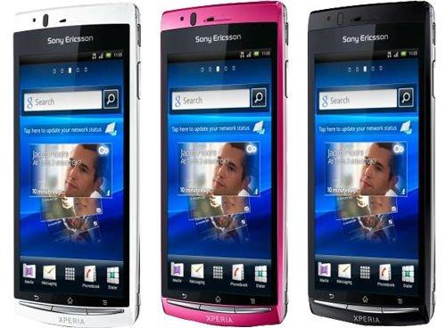 Spesifikasi Harga Sony Ericsson Xperia Arc S