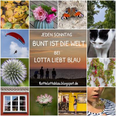 Bunt ist die Welt - jeden Sonntag bei Lotta