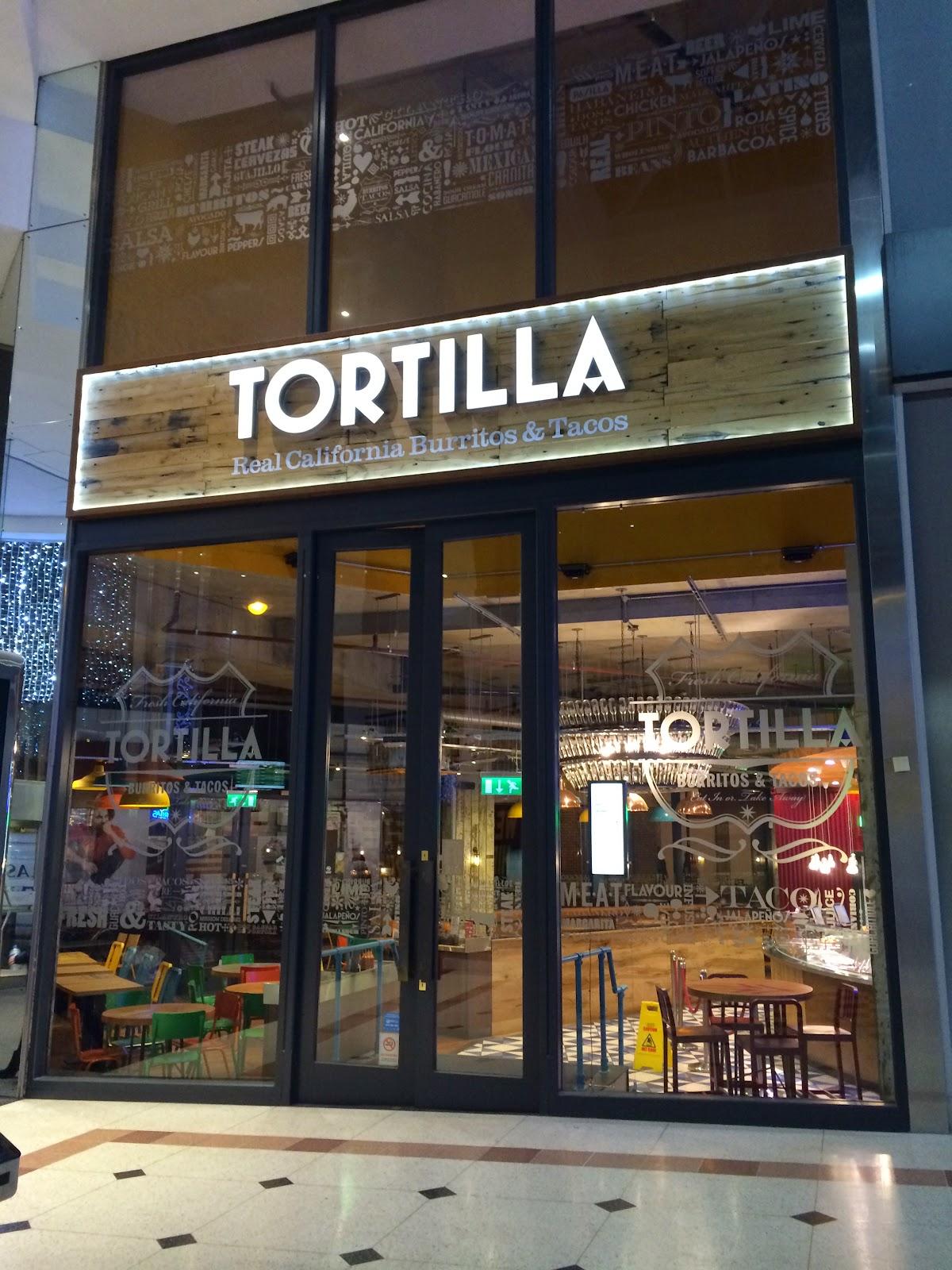 Review | Tortilla Restaurant