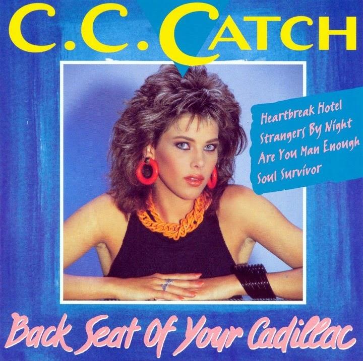 C.C.Catch (Каролина Катарина Мюллер) Super Hits and more биография и видеоколлекция
