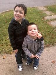 My Baby Boys!!