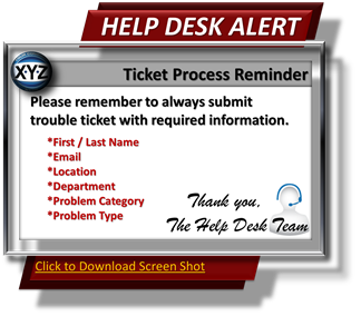email outage notification template email outage communication