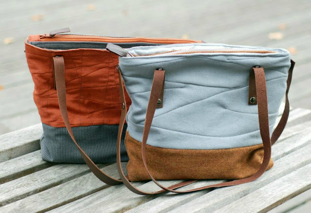 Bags from the Seashore Collection by Mundo Flo