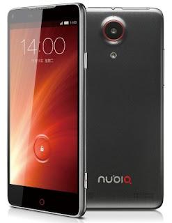 Harga ZTE Nubia Z5S, Chipset Qualcomm Snapdragon 800