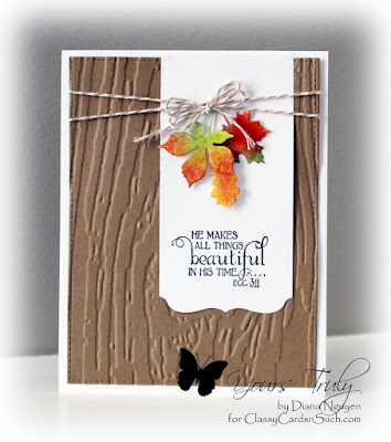 Diana Nguyen, Our Daily Bread Designs, fall, autumn, Scripture, Impression Obsession, small leaf set