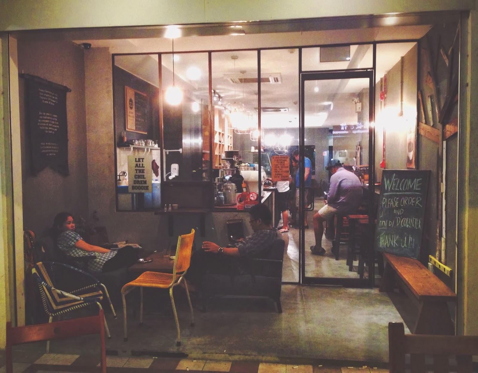Penny University Artisanal Coffeehouse