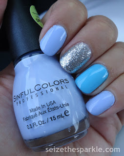 SinfulColors A-Crush, Summer S-Cool, Queen of Beauty