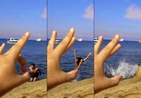 Best Optical Illusions: Funny Illusions
