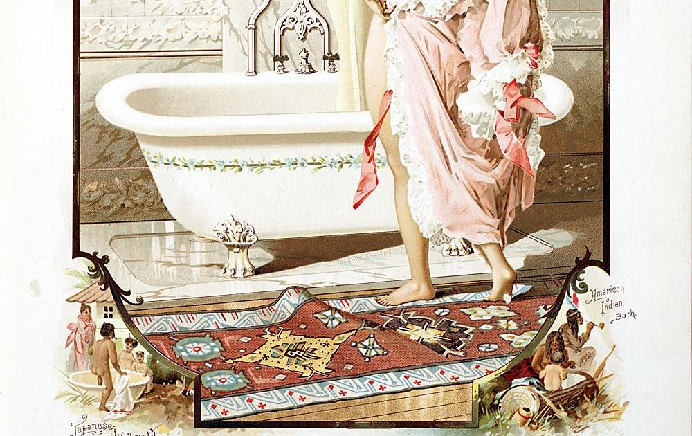 Laminas Baño Vintage:Antique Passion-Láminas Antiguas,Vintage,Retroy manualidades
