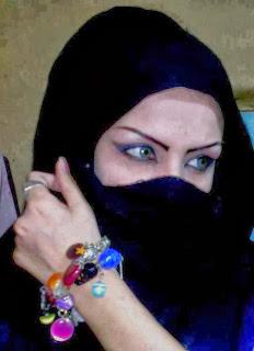 المرأة السعودية ثالث أجمل إمرأة بالعالم  - امرأة سعودية جميلة جدا