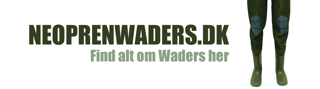 Alt i billige kvalitets waders og neopren waders - NEOPRENWADERS.DK