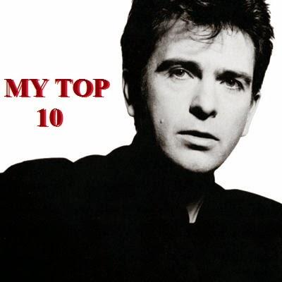 PETER GABRIEL - TOP 10