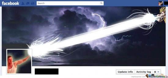 Timelines Facebook criativas