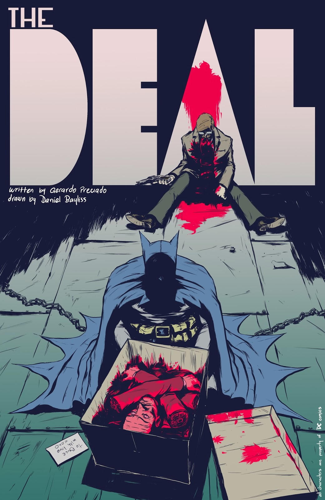[Fanfic] Batman: The Deal PAGINA+01