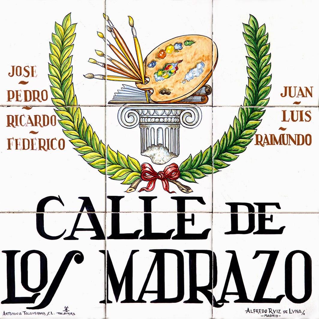 Calle de los Madrazo