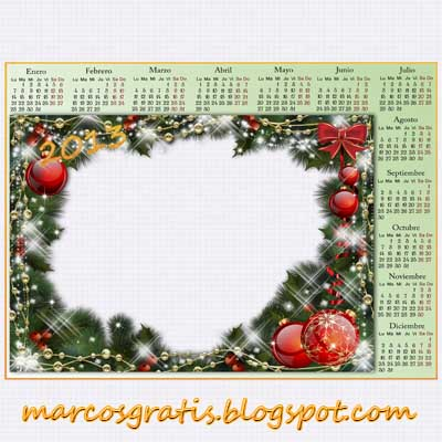 calendario de navidad 2013