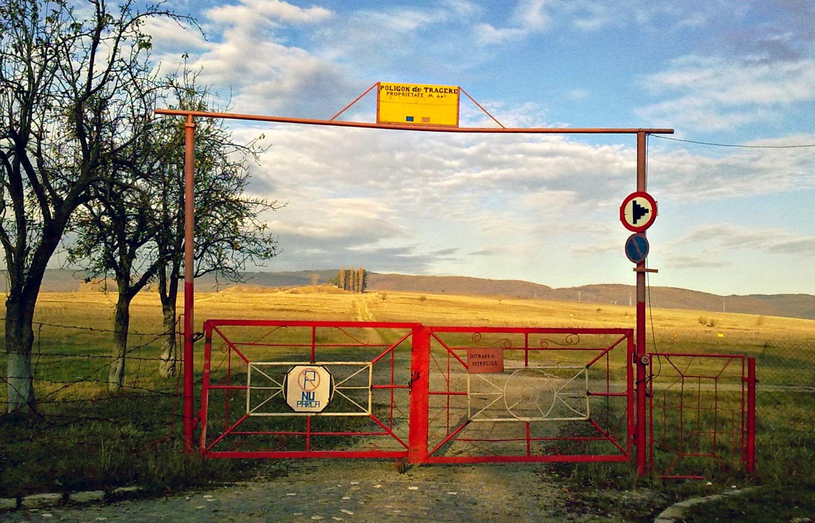 lőtér, magyarság, Románia, romén hadsereg, Sepsiszentgyörgy,