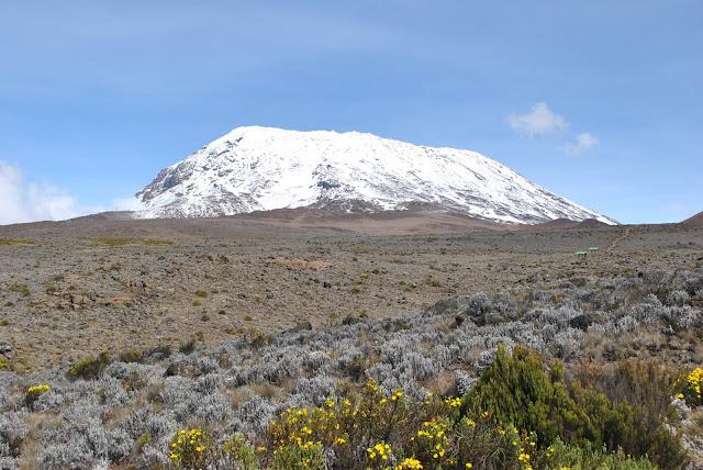 Mount Kilimanjaro Tanzania Marangu route