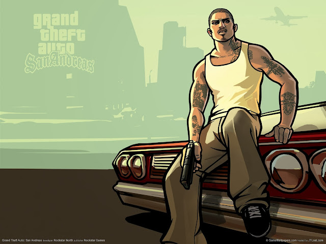 Grand Theft Auto: San Andreas is now available on iOS.