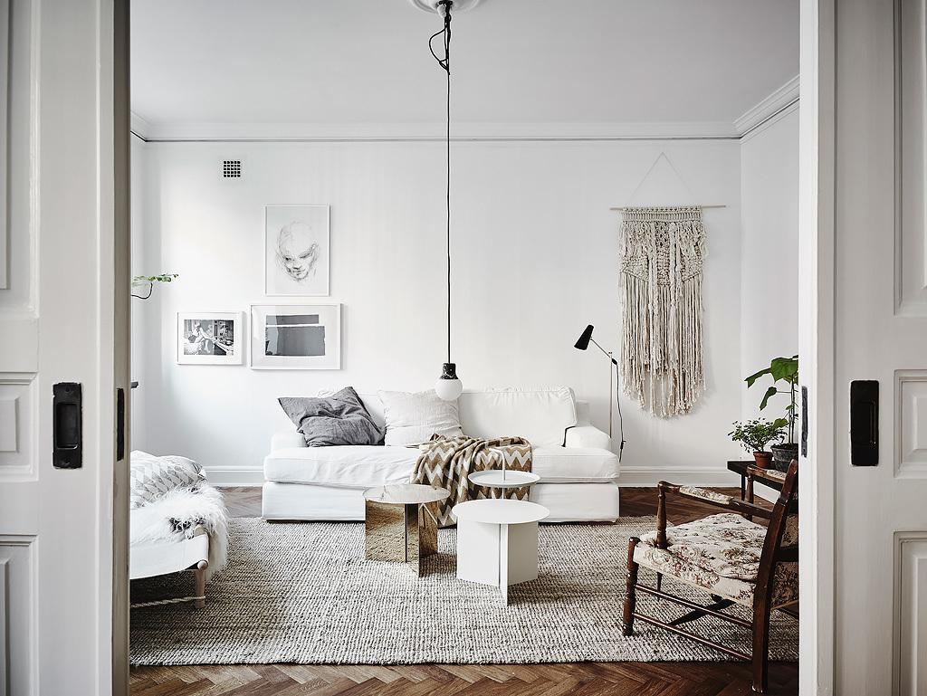 Casa spaziosa e accogliente con bellissimi pavimenti, alti ...