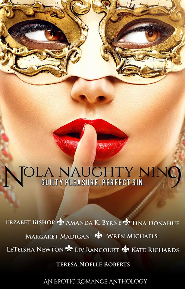 Sinfully Hot - Nola Naughty Nine Anthology