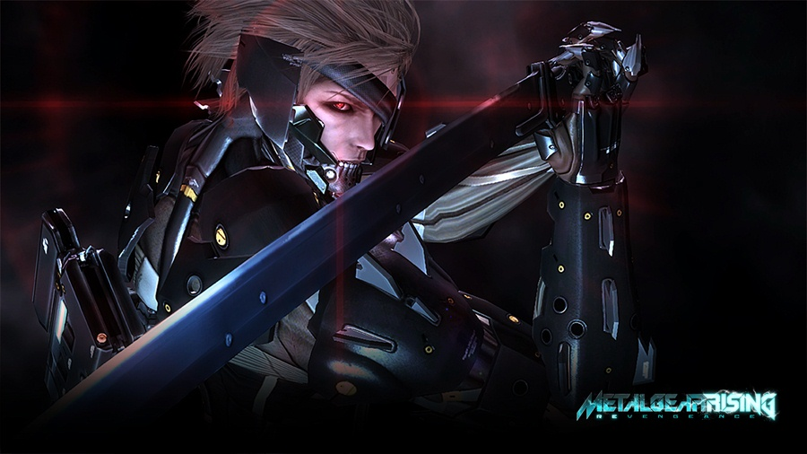 Metal Gear Rising Revengeance PC Download Poster