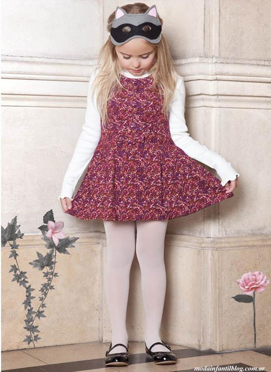 nucleo nenas vestidos otoño invierno 2014