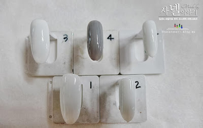 Stone nail art, Stone and glitters tutorial