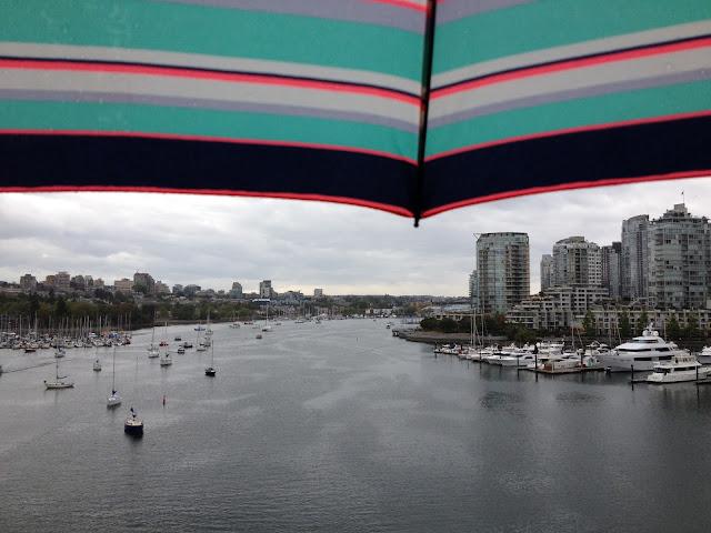 [vancouver] rainy view