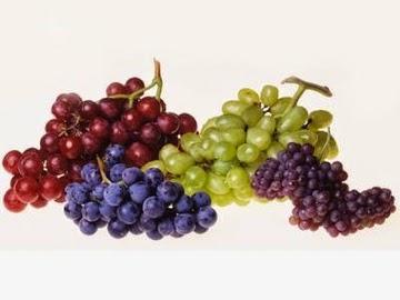 Berbagai Jenis Buah Anggur dan Manfaatnya