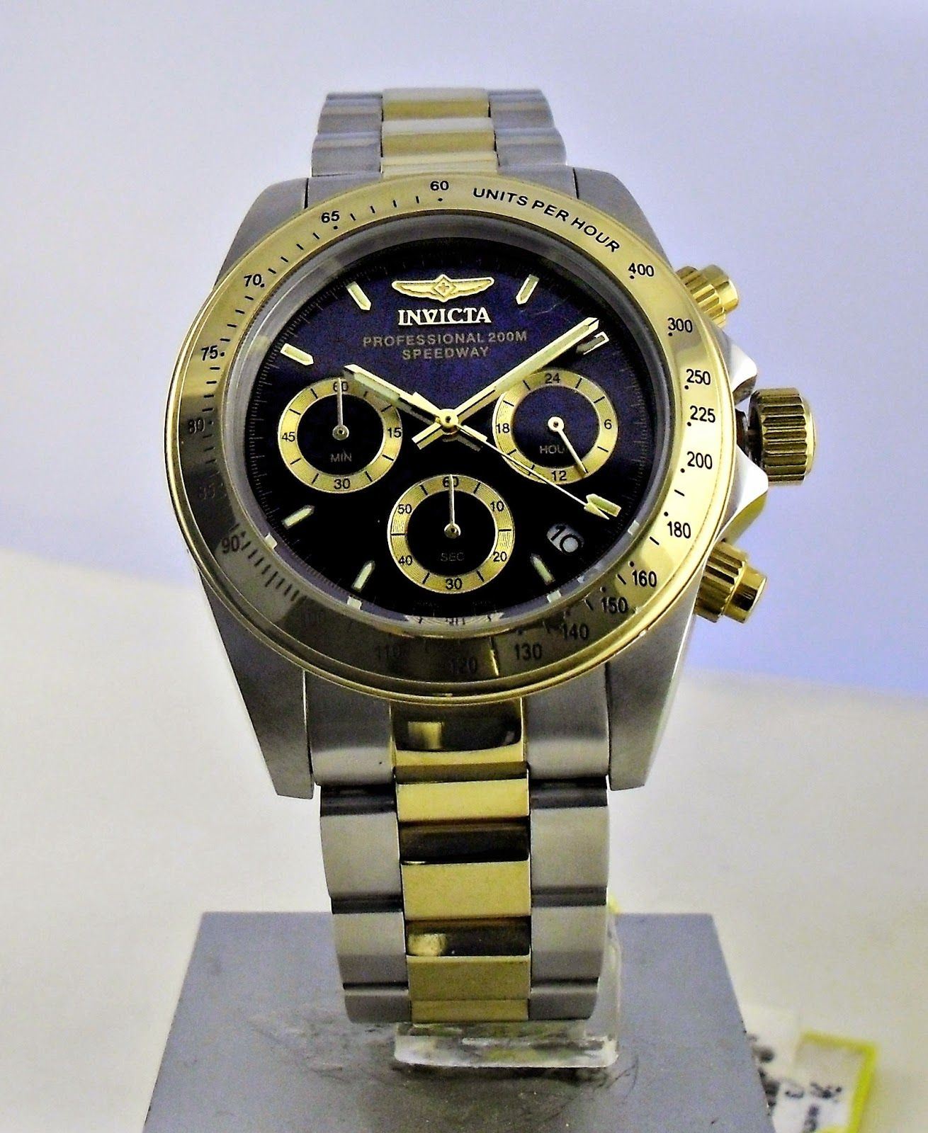 who manufactures invicta watches asian watches