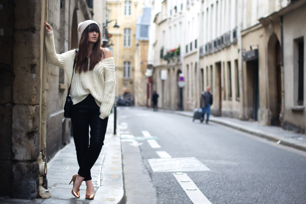 Meet me in paree, Blogger, Fashion, Style, Look, Parisian style, Chic, cosy look