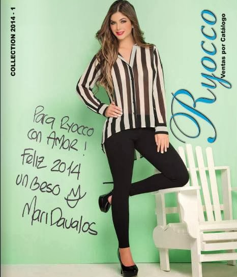 catalogo ryocco enero 2014