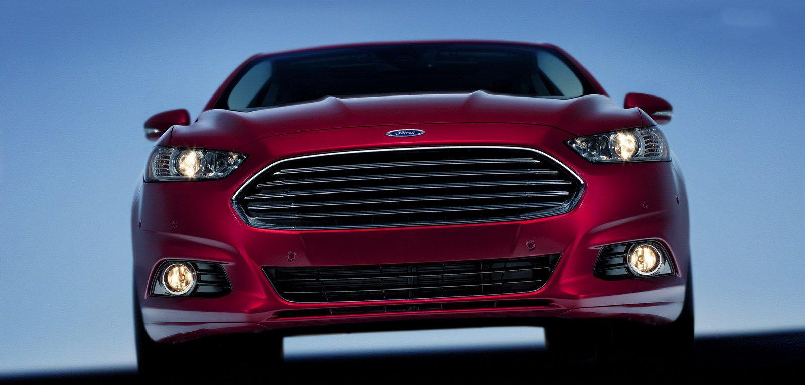 a car 2013 Ford Fusion